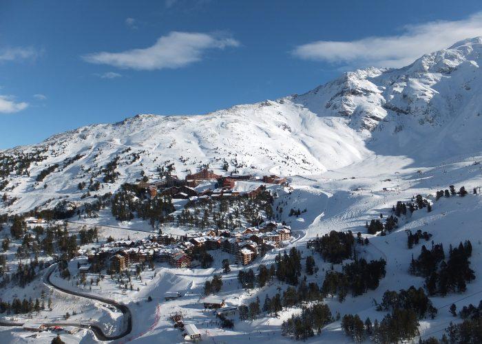 Les Arcs skimoinscher ski moins cher